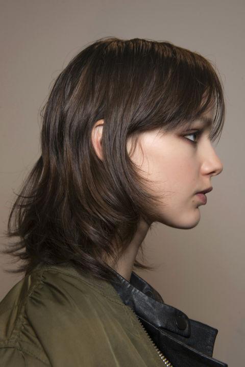 Tagli capelli scalati autunno inverno